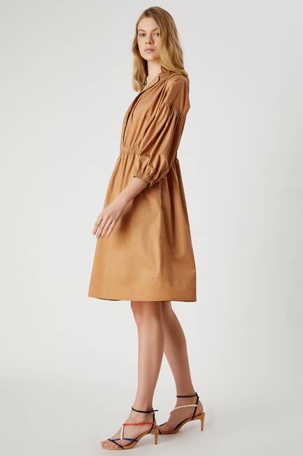 Beli Lastikli Anvelop Elbise - Thumbnail