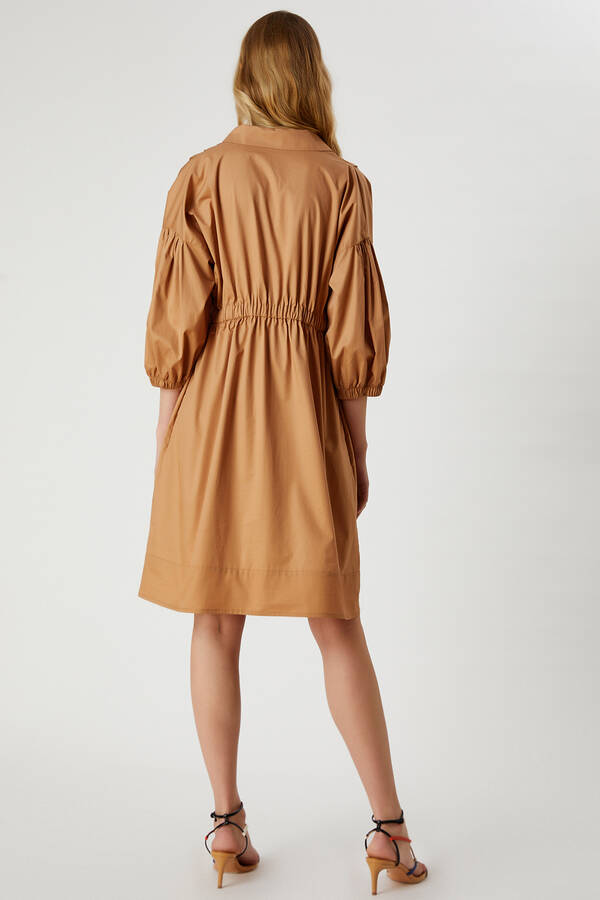 Beli Lastikli Anvelop Elbise